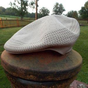 Kangol Newboy Cabbie Mens Golf Hat Size Small